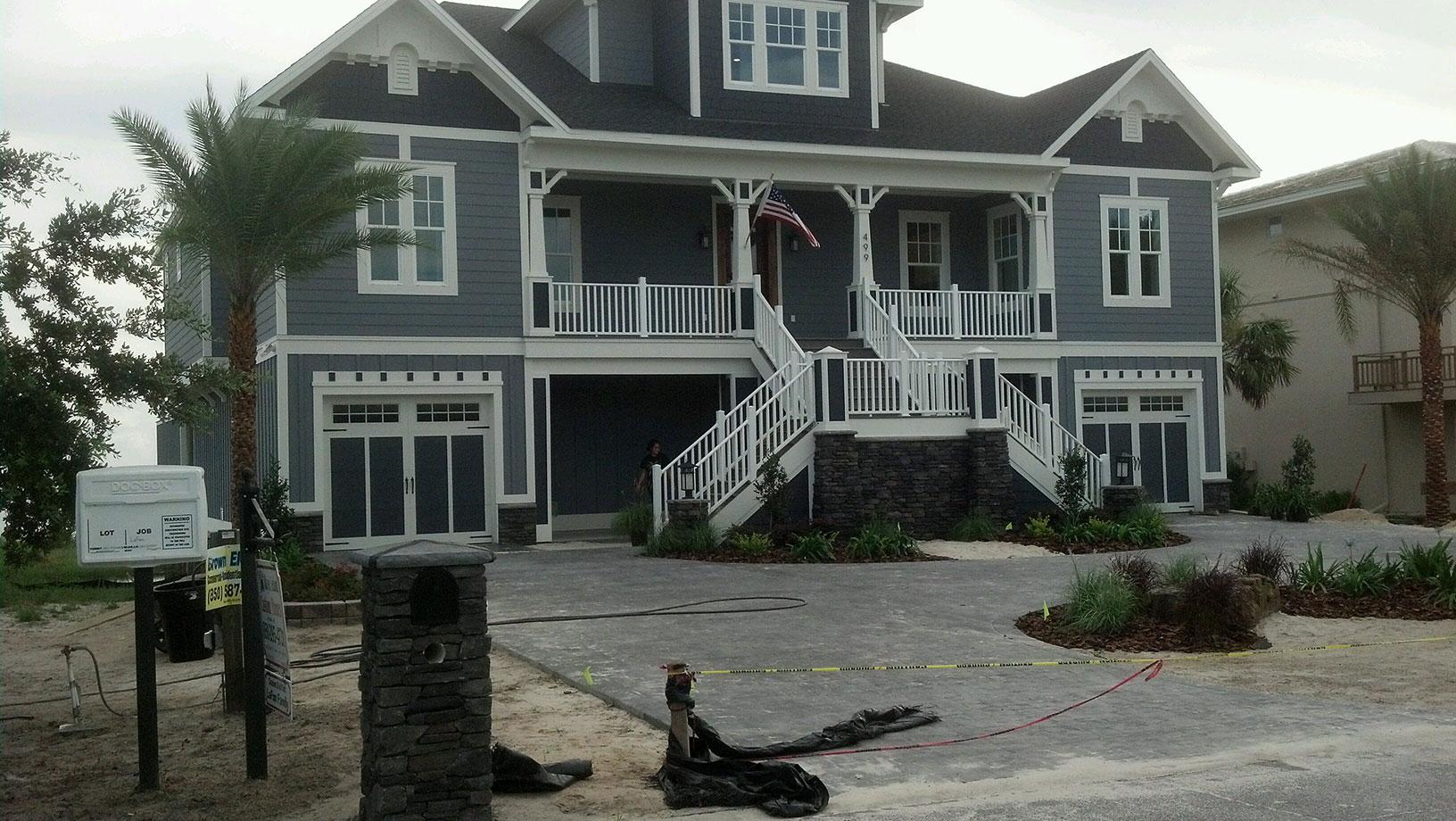 About leland custom homes leland custom homes for Leland house