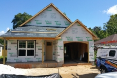 custom home builder in pensacola