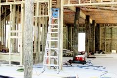Pensacola Custom Home - Midbuild