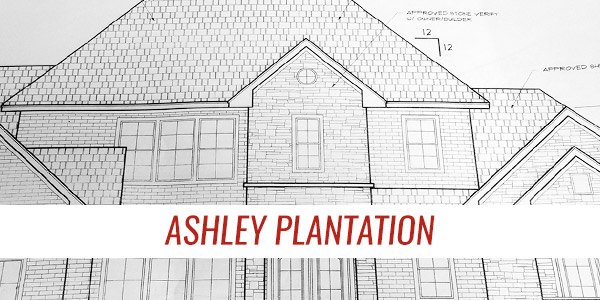 ashley plantation custom homes